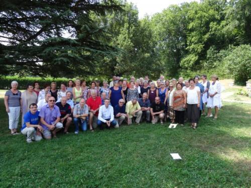10e Stage de Liturgie Orthodoxe Russe, Crêt-Bérard, juillet 2015